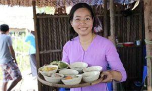 Cô gái miền Tây Trịnh Thị Ngọc Hiện
